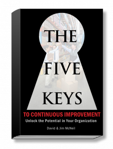 The Five Keys Book